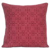 Cushion Cover - Basque Dark red (M/45x45cm) | Gaya Alegria