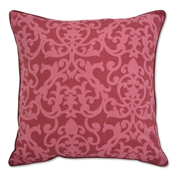 Cushion Cover - Lavanda Dark Red (M / 45X45cm) | Gaya Alegria