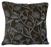 Cushion Cover - Frani Brown (M/45x45cm) | Gaya Alegria