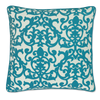 Cushion Cover - Lavanda Teal