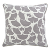 Cushion Cover Medium - Pale Brown Umbela (45 x 45cm) | Gaya Alegria