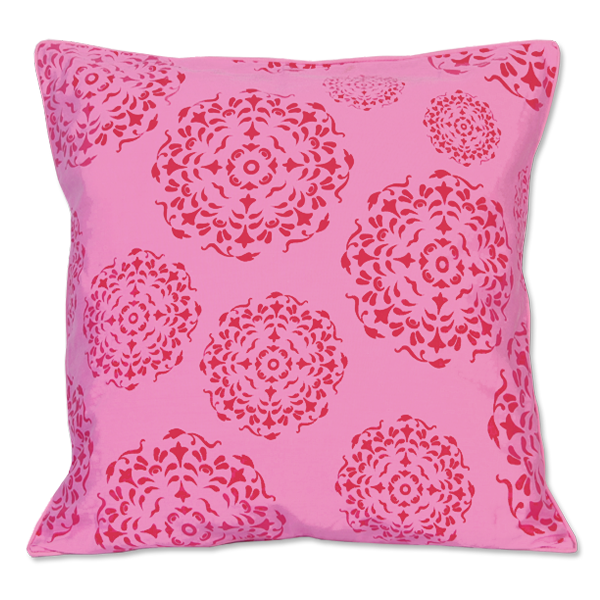 Cushion Cover - Universe Pink (Medium / 45x45cm)
