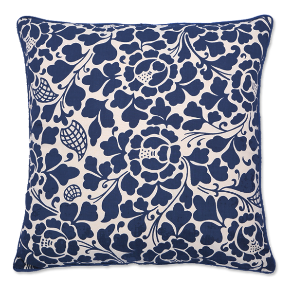 Cushion Cover - Passio Midnight Blue (M/45x45cm) | Gaya Alegria