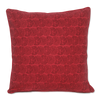 Cushion Cover - Litia Maroon Red (M/45X45cm) | Gaya Alegria