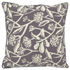 Cushion Cover - Frani Purple (M/50x50cm)