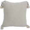 Cushion Cover - Wrinkie Natural (L/50x50cm) | Gaya Alegria