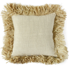 Cushion Cover - Natural Linen Franja (L/50x50cm)