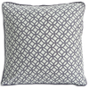 Cushion Cover - rings Purple Haze (L/50x50cm) | Gaya Alegria