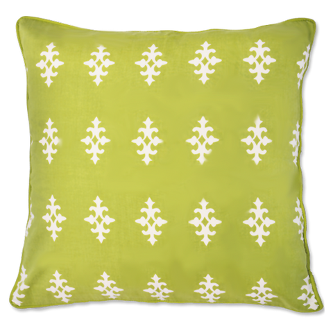 Cushion Cover - Gemma Green (Medium / 45x45cm) | Gaya Alegria