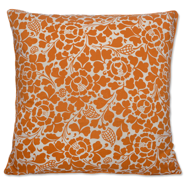 Cushion Cover - Passio Orange (XL) | Gaya Alegria