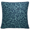 Cushion Cover - Passio Teal Navy (XL/65x65cm) | Gaya Alegria