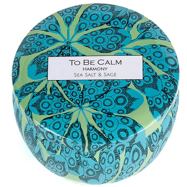 Scented Candle - To Be Calm - Harmony (S)