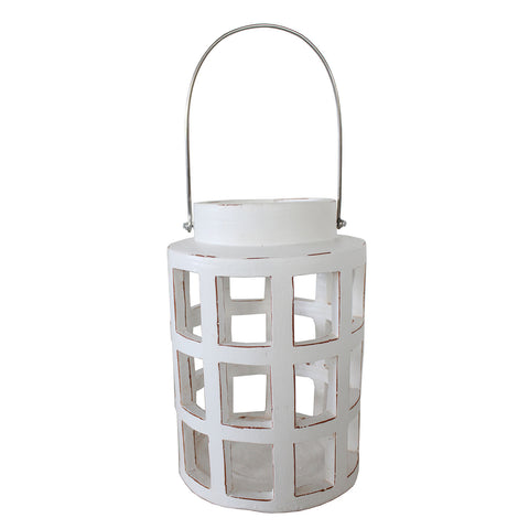 Lantern - Alia (White Wash)