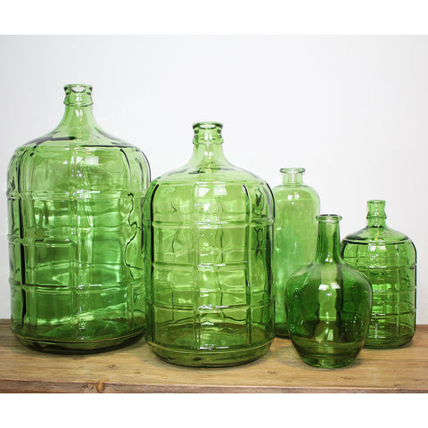 Vase - Sonia Forest Green (Available in different sizes) | Gaya Alegria
