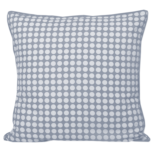 Cushion Cover - Lonara Stone Blue (M / 45X45cm) | Gaya Alegria