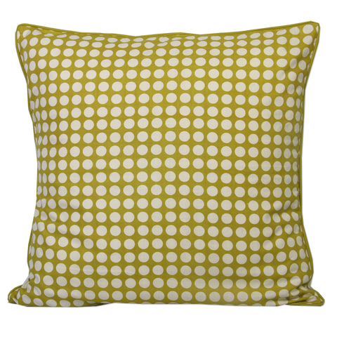 Cushion Cover - Lonara Green (M / 45X45cm) | Gaya Alegria