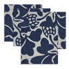 Passio Midnight Blue coaster - set of 4