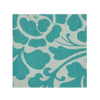 Passio Turquoise coaster - set of 4