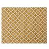 Fabric Placemats - Rings Turmeric (Set of 4) | Gaya Alegria