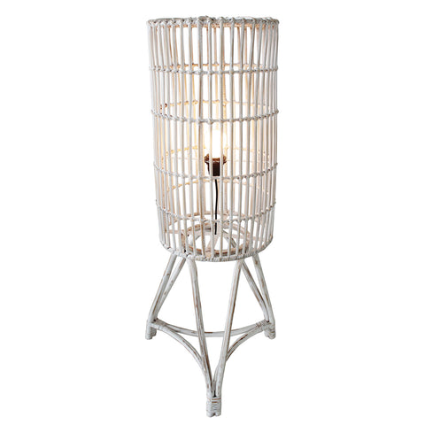Floor Lamp - Astoria (WW-NIC-FULL RATTAN)