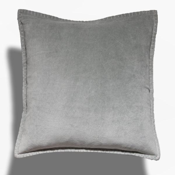 Cushion Cover - Baldu Pearl Gray (L/50x50cm) | Gaya Alegria