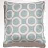 Cushion Cover - Marakesh Pale Blue (L/50x50cm) | Gaya Alegria