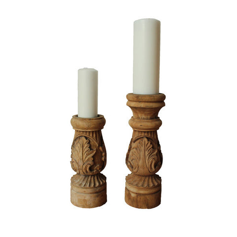 Candle Holder - Classico | Gaya Alegria