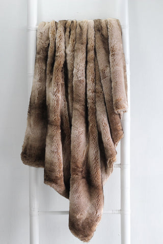 Throw - Suave (Faux Fur) | Gaya Alegria