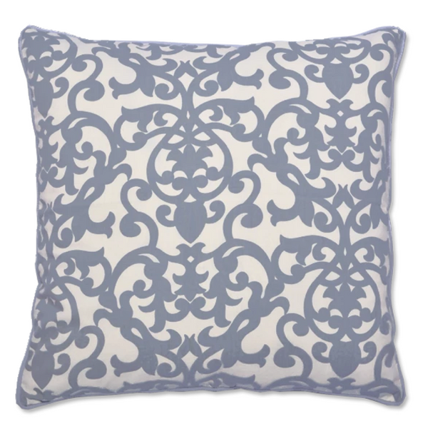 Cushion Cover - Lavanda Stone Blue (M) | Gaya Alegria