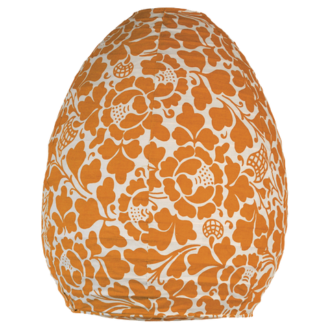 Lampshade (Fabric) -  Passio Orange | Gaya Alegria
