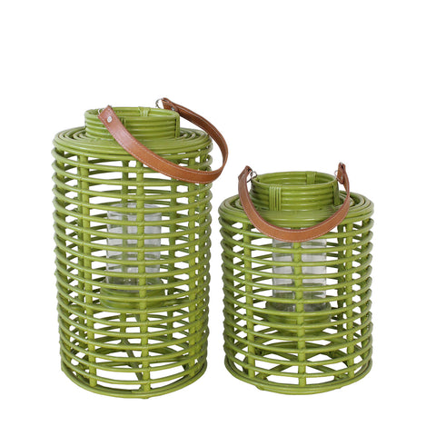 Lantern - AGATHE - Green (Small & Large)