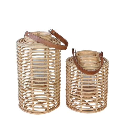 Lantern - AGATHE - Natural (Small & Large)
