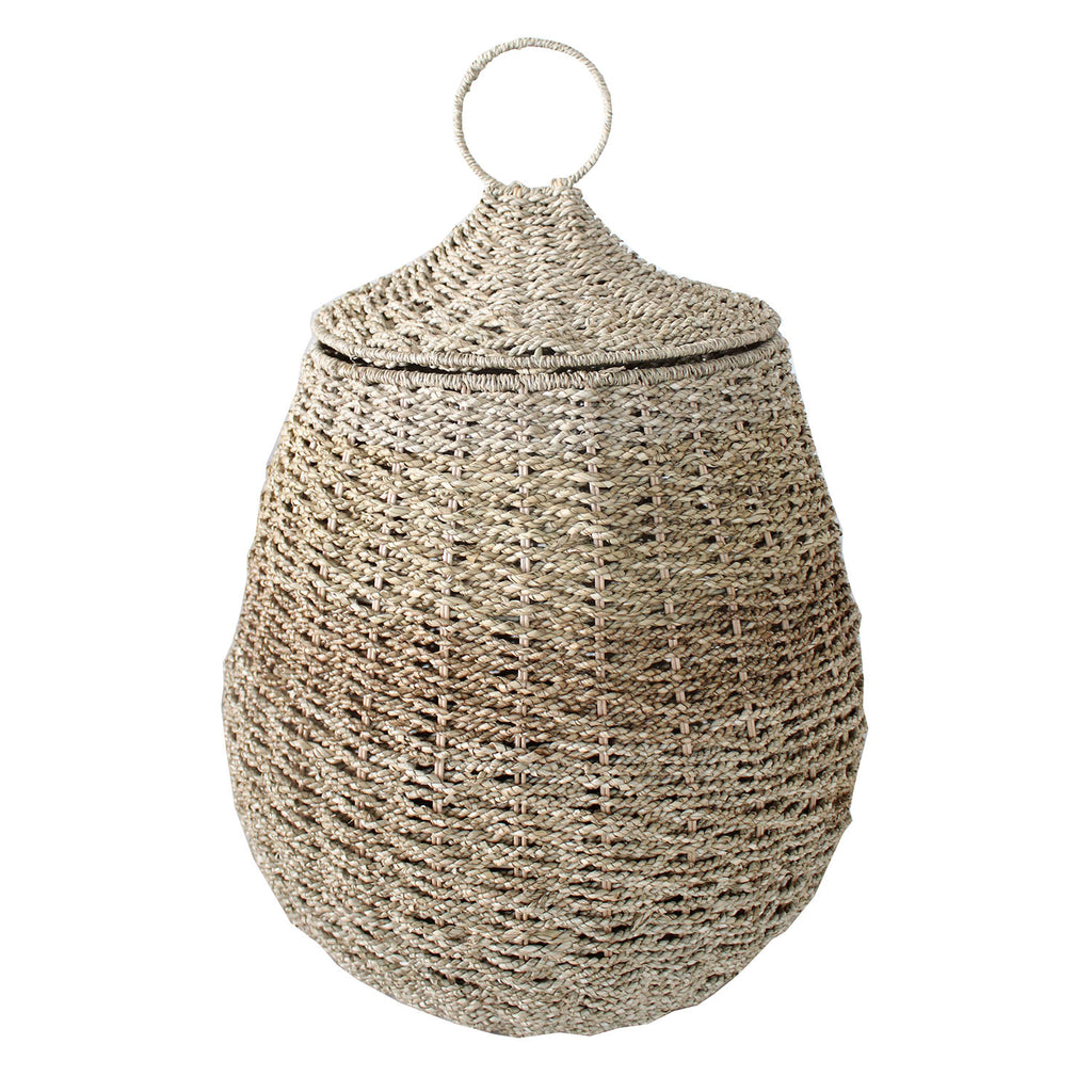 Laundry Basket - Acacia (Natural)