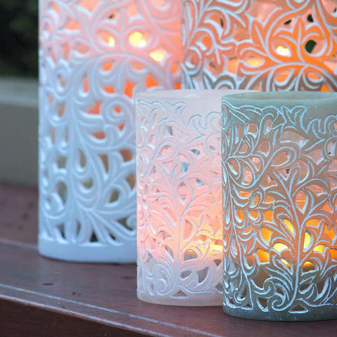 Candle Holder - Loretta | Gaya Alegria