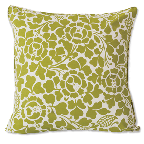 Cushion Cover - Passio Lime Green (S / 45x45cm) | Gaya Alegria