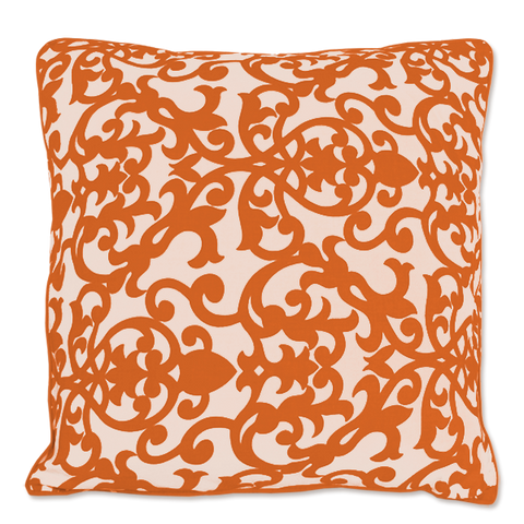 Cushion Cover - Lavanda Orange (M / 45X45cm) | Gaya Alegria
