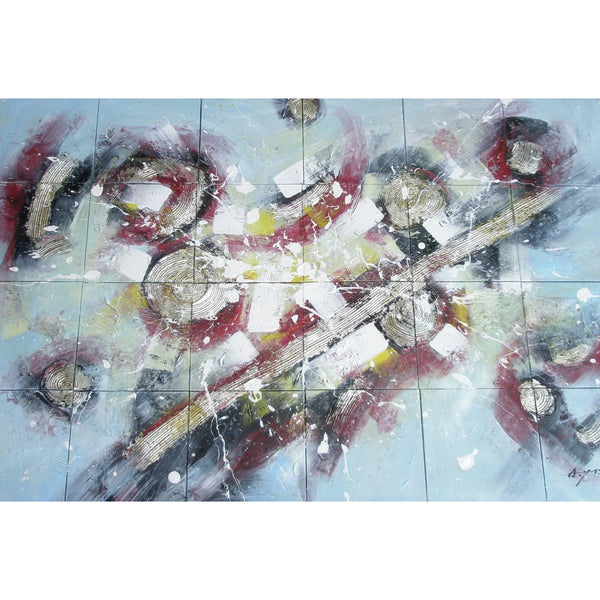 Art -Contemporay / Modern Art - Rario - Exlcusive (24pcs) | Gaya Alegria