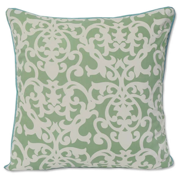Cushion Cover - Lavanda Mint (M) | Gaya Alegria