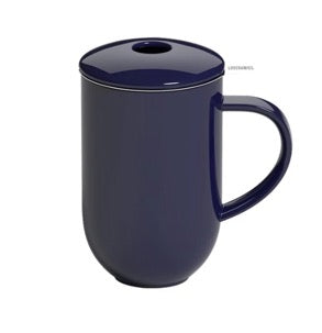 Tea Mug - Dark Navy | Gaya Alegria