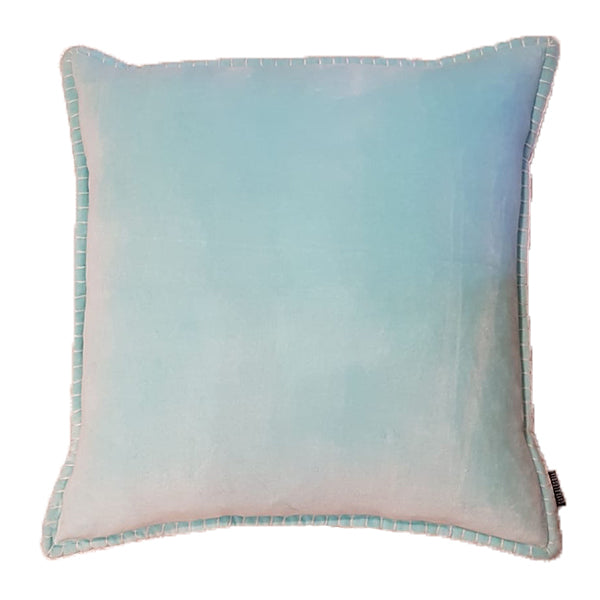 Cushion Cover - Baldu Light Blue (L-50x50cm) | Gaya Alegria
