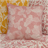 Cushion Cover - Floral Blush (S/35x35cm) | Gaya Alegria
