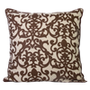 Cushion Cover - Lavanda Brown (XL/65x65cm) | Gaya Alegria