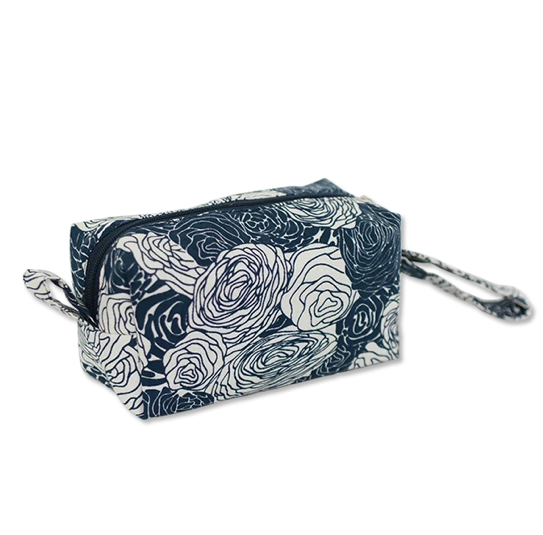 Flora case - midnight blue -(S) | Gaya Alegria