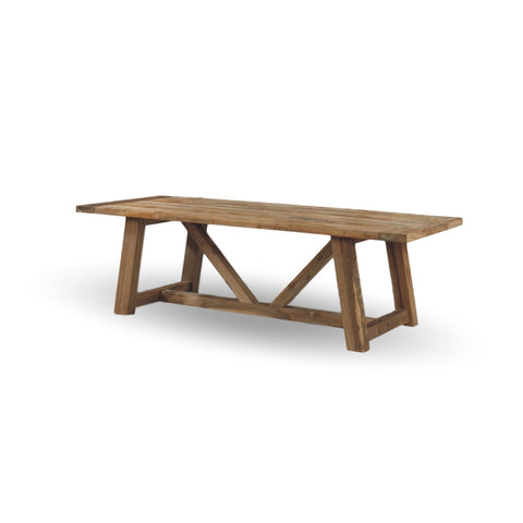 Outdoor Dining Table - Danka (2.60 m length) | Gaya Alegria