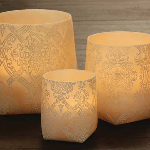 Candle Holder - Flora | Gaya Alegria