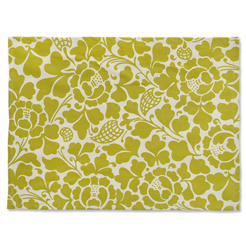 Fabric Placemats - Passio Green
