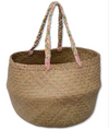 Rattan Basket - 2 colours | Gaya Alegria