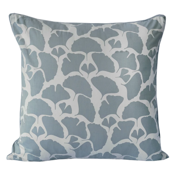 Cushion Cover - Umbela Stone Blue (L/50x50cm) | Gaya Alegria