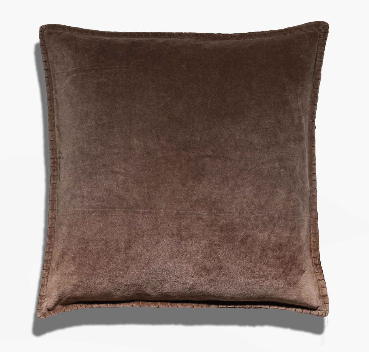 Cushion Cover - Baldu Cedar Brown (L/50x50cm) | Gaya Alegria