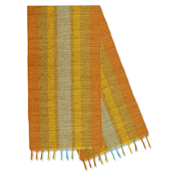 Table Runner - Yellow Orange